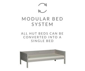 Whimsical Hut Bed Promo